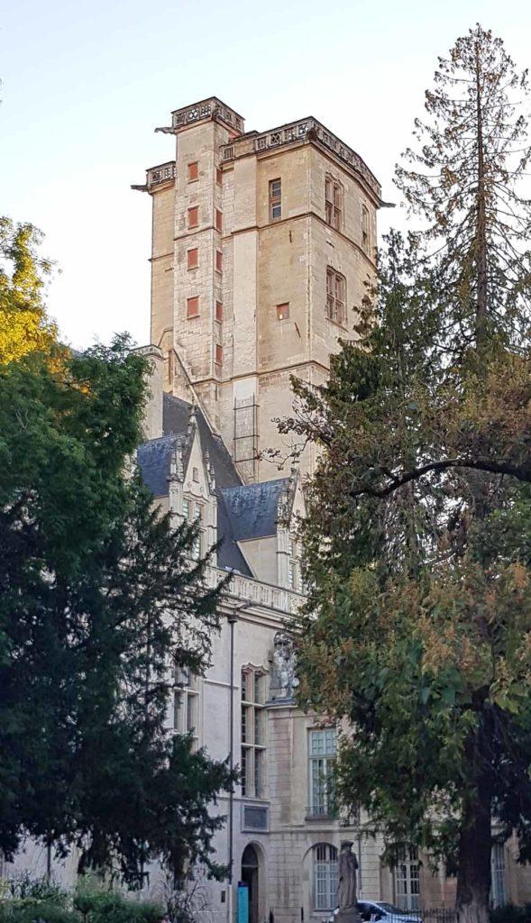 Turm Philippe le Bon in Dijon