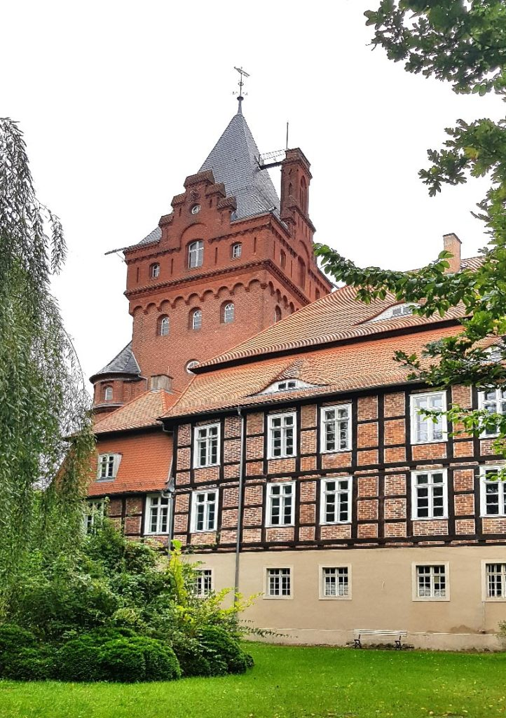 Plattenburg in Kletzke