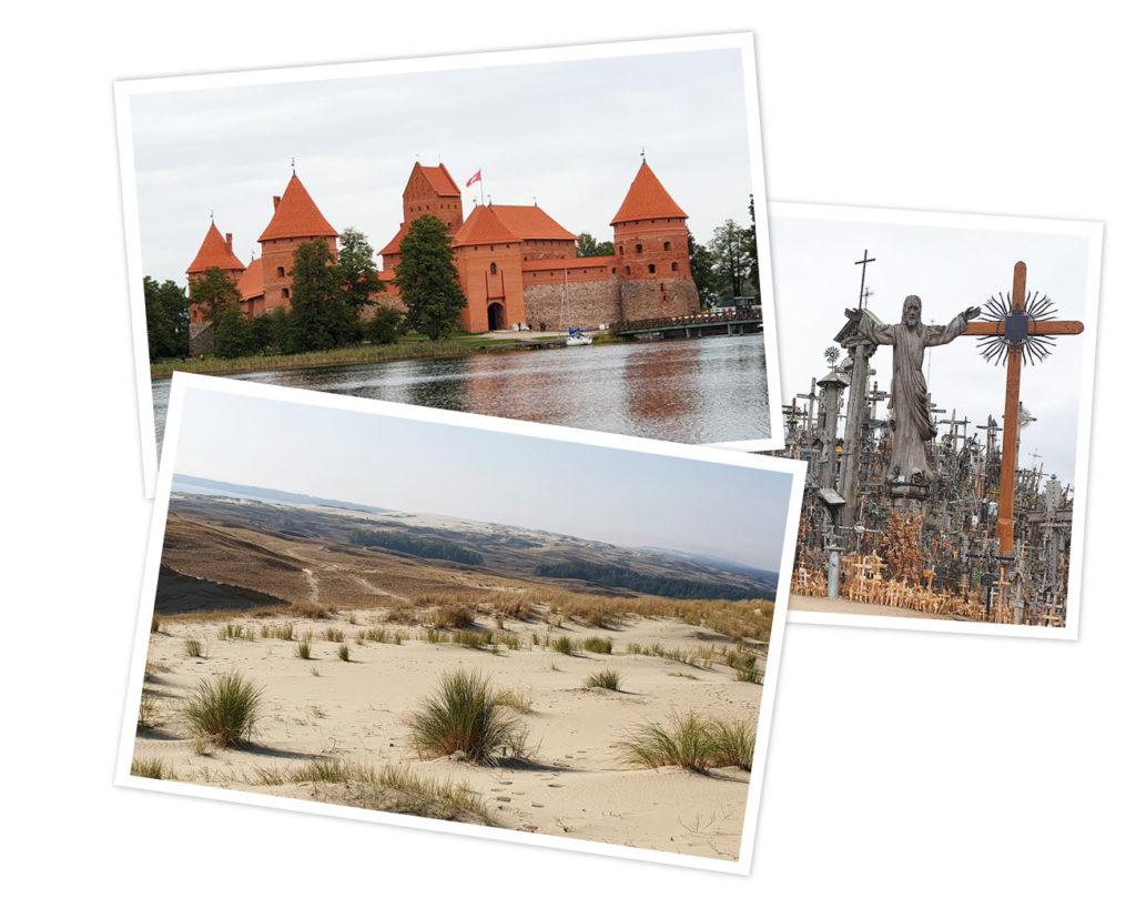 Übersicht Reiseziele Europa Litauen