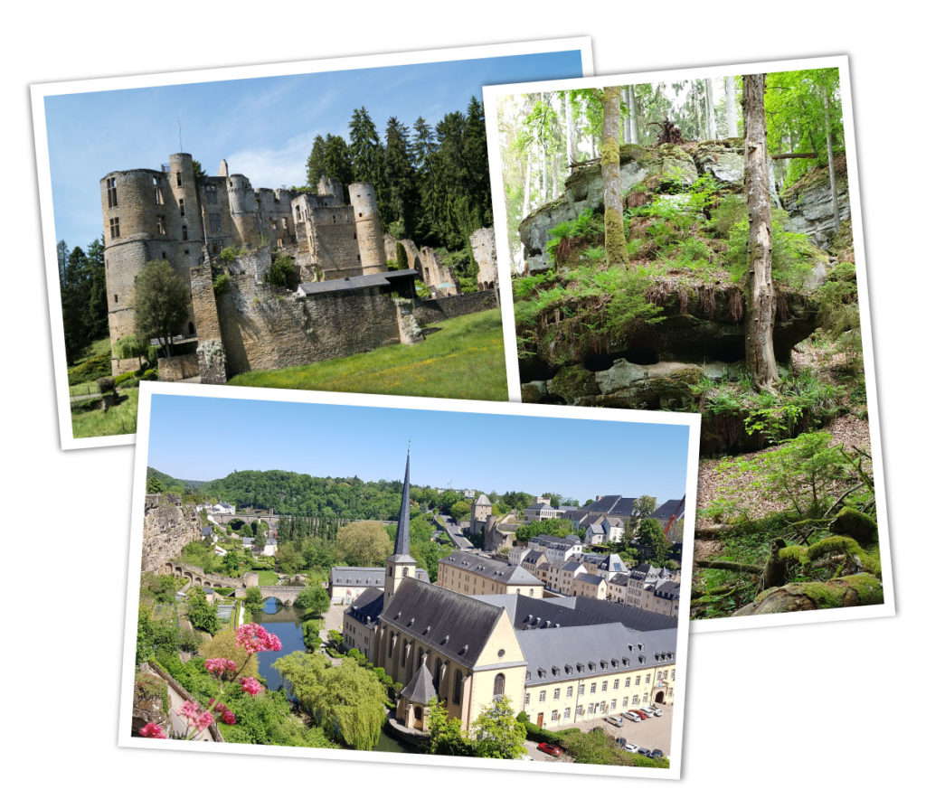 Übersicht Reiseziele Europa Luxemburg