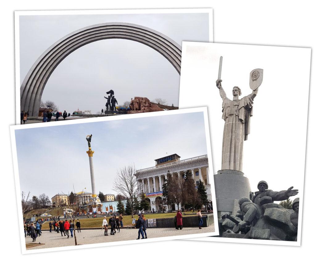 Übersicht Reiseziele Europa Ukraine