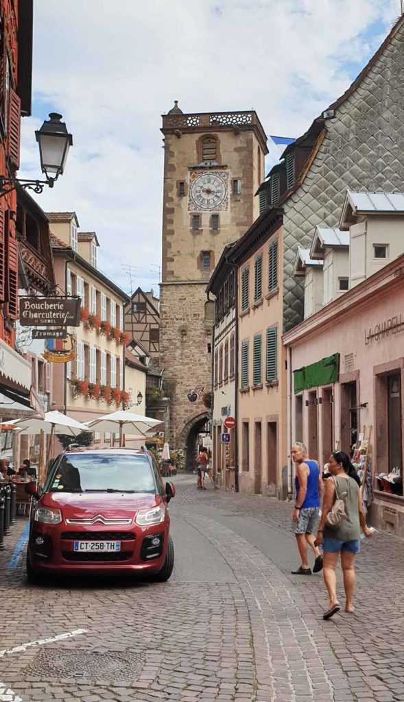 Tour de Bouchers - Ribeauville