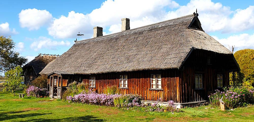 Ausflugsziele Riga - Freilichtmuseum