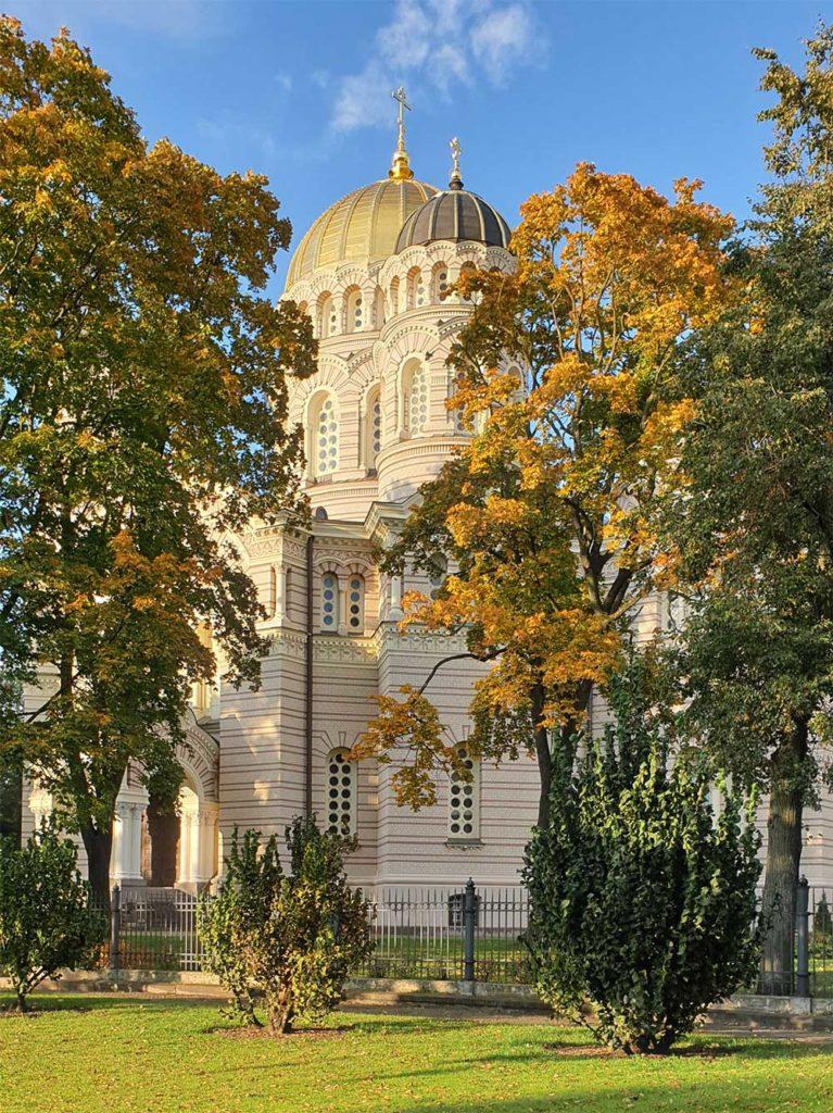 Geburtskathedrale in Riga