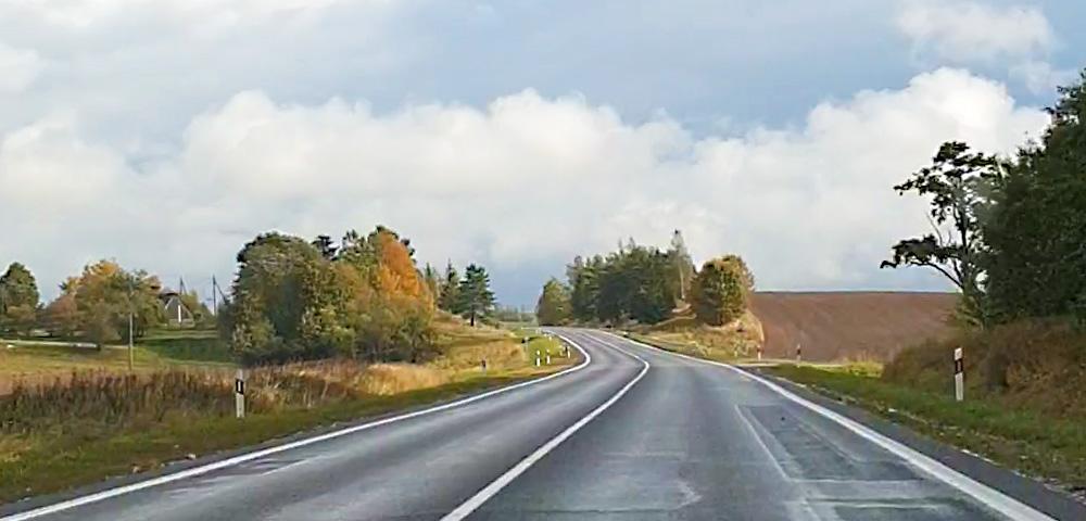 Strassen in Litauen