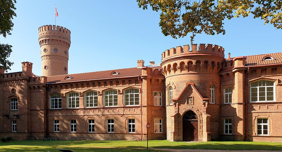 Schloss Raudone
