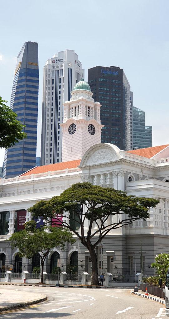 Civic District - Singapur