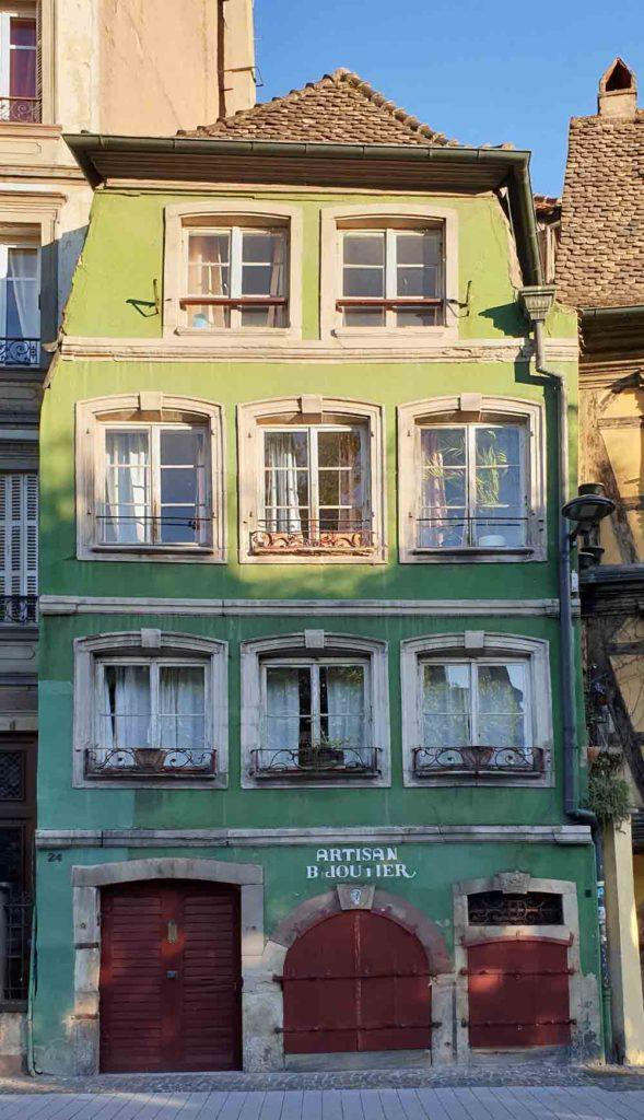 altes Fachwerkhaus in Straßburg