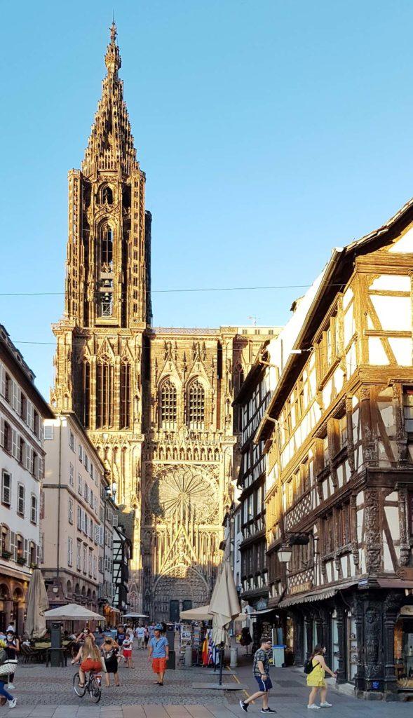 Liebfrauenmünster in Strassburg