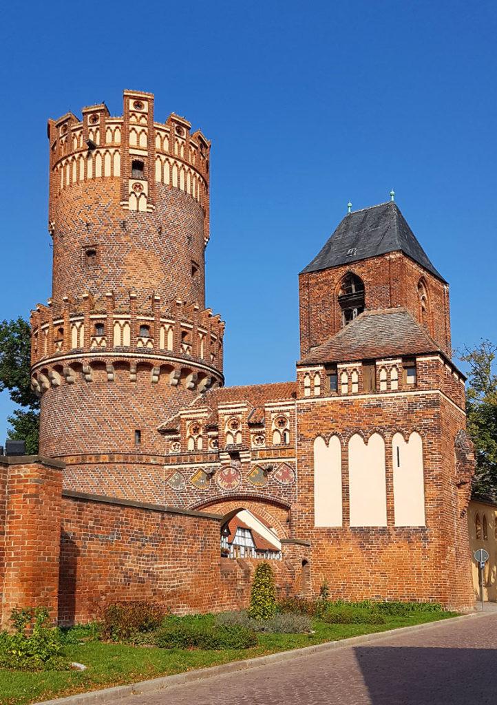 Neustädter Tor in Tangermünde - Altmark