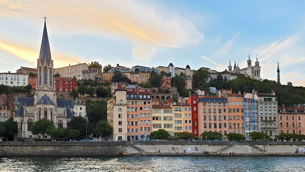 Vieux Lyon - die Altstadt von Lyon