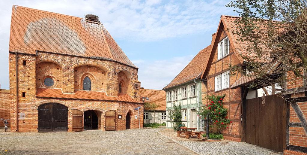 Salzkirche in Werben - Altmark