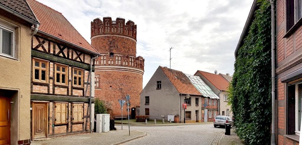 Stadttor in Werben - Altmark